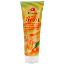 Dermacol Aroma Ritual povznášející sprchový gel mandarinkový sorbet  250 ml