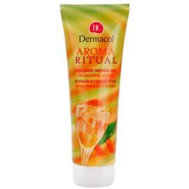 Dermacol Aroma Ritual vitalisierendes Duschgel Mandarinensorbet  250 ml