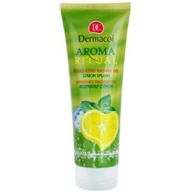 Dermacol Aroma Ritual spodbujajoči gel za prhanje nagajiva limona  250 ml