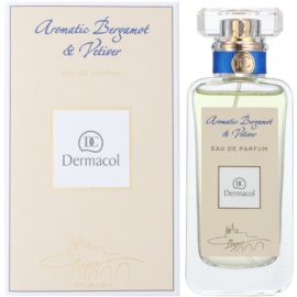 Dermacol Aromatic Bergamot & Vetiver eau de parfum pour homme 50 ml