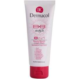 Dermacol BB Wash creme de limpeza multiativo 8 em 1  100 ml