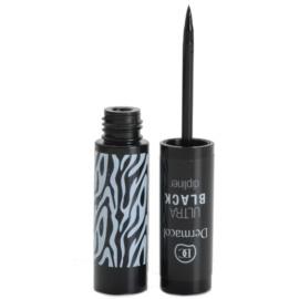 Dermacol Black Sensation Ultra Black tekuté oční linky odstín Black 2,8 ml