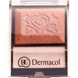 Dermacol Blush & Illuminator Blush with Illuminator Shade 01 9 g