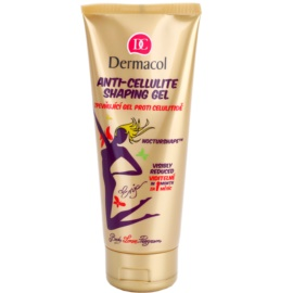 Dermacol Enja Body Love Program zpevňující gel proti celulitidě  200 ml
