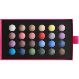 Dermacol Color Sensation BonBon paleta farduri de ochi culoare č.III 24 x 0,5 g