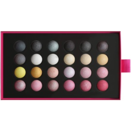 Dermacol Color Sensation BonBon paleta farduri de ochi culoare č.IV 24 x 0,5 g