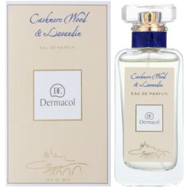 Dermacol Cashmere Wood & Lavandin eau de parfum férfiaknak 50 ml
