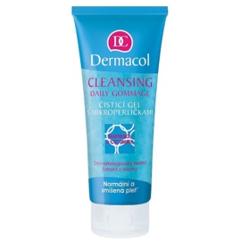 Dermacol Cleansing gel limpiador con microperlas  100 ml