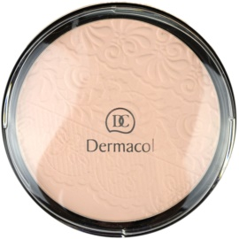 Dermacol Compact kompaktní pudr odstín 02  8 g