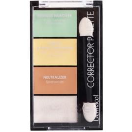 Dermacol Corrector Palette paleta korektorów  8,8 ml