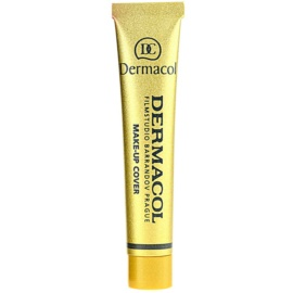 Dermacol Cover extrem deckendes Make-up SPF 30 Farbton 210  30 g