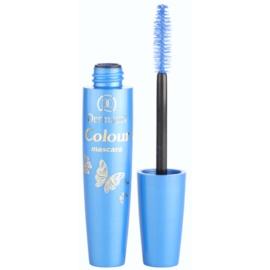 Dermacol Colour Mascara řasenka pro extra objem odstín No.1 Electric Blue 10 ml