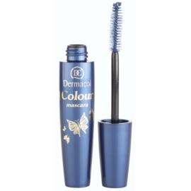 Dermacol Colour Mascara řasenka pro extra objem odstín No.2 Navy Blue 10 ml