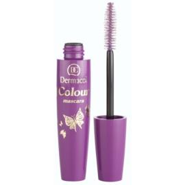 Dermacol Colour Mascara туш для об'єму вій відтінок No.4 Violet 10 мл