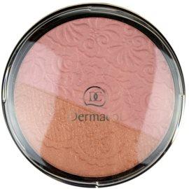 Dermacol Duo Blusher blush culoare 01 8,5 g