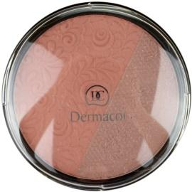 Dermacol Duo Blusher rdečilo odtenek 03 8,5 g