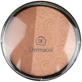 Dermacol Duo Blusher blush culoare 04 8,5 g