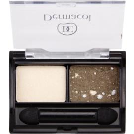 Dermacol Duo oční stíny odstín 03 3 g