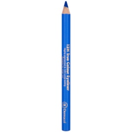 Dermacol 12H True Colour Eyeliner dermatograf persistent culoare 02 Electric Blue 2 g