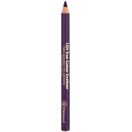 Dermacol 12H True Colour Eyeliner dermatograf persistent culoare 03 Purple 2 g