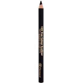 Dermacol 12H True Colour Eyeliner dermatograf persistent culoare 08 Black 2 g