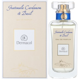 Dermacol Guatemala Cardamom & Basil parfémovaná voda pro muže 50 ml