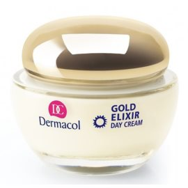 Dermacol Gold Elixir Rejuvenating Day Cream With Caviar  50 ml