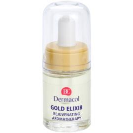 Dermacol Gold Elixir verjüngende Aromatherapie mit Kaviar  15 ml