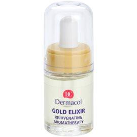 Dermacol Gold Elixir fiatalító aromaterápia kaviárral  15 ml