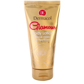 Dermacol Glamour Body Body Lotion with Glitter  200 ml