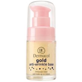 Dermacol Gold baza pentru machiaj antirid  15 ml