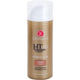 Dermacol HT 3D remodelační tónovací fluid SPF 30  50 ml