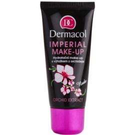 Dermacol Imperial hydratační make-up s výtažkem z orchideje odstín Nude  30 ml