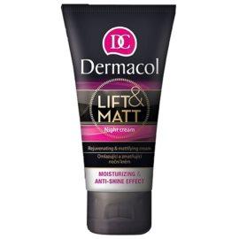 Dermacol Lift & Matt odmładzający krem na noc do skóry tłustej i mieszanej  50 ml