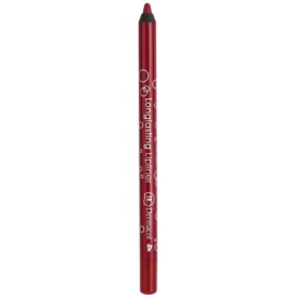 Dermacol Longlasting voděodolná tužka na rty odstín 04 1,4 g
