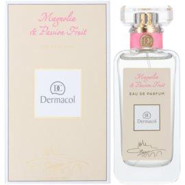 Dermacol Magnolia & Passion Fruit Eau De Parfum pentru femei 50 ml
