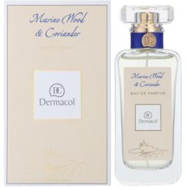 Dermacol Marine Wood & Coriander Parfumovaná voda pre mužov 50 ml