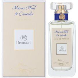 Dermacol Marine Wood & Coriander Eau de Parfum voor Mannen 50 ml
