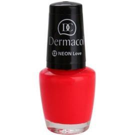 Dermacol Neon Neon Nagellak  Tint  12 Love 5 ml