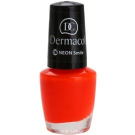 Dermacol Neon Neon Nagellak  Tint  16 Smile 5 ml