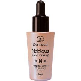 Dermacol Noblesse machiaj lichid, pentru un efect perfect culoare č.03 Sand 25 ml