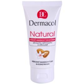 Dermacol Natural eine reichhaltige Tagescreme für trockene bis sehr trockene Haut  50 ml