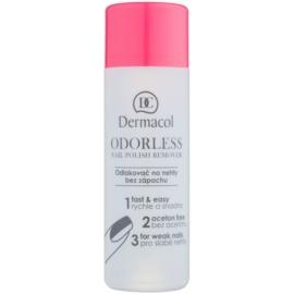Dermacol Odourless removedor de verniz sem cheiro  120 ml