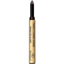 Dermacol Powder Eyebrow Shadow pudra pentru nuantare pentru sprancene culoare 3 1 g