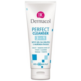 Dermacol Perfect Cleansing Gel With Seaweed  100 ml