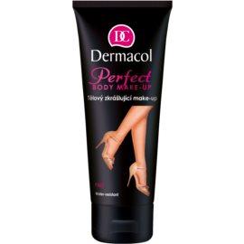 Dermacol Perfect vodoodporna lepotna podlaga za telo odtenek Pale 100 ml