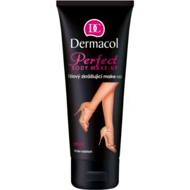 Dermacol Perfect Water - Resistant Beautifying Body Make - Up Color Desert 100 ml