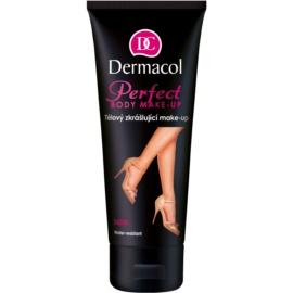 Dermacol Perfect wasserfestes, verschönerndes Body - Make-up Farbton Desert 100 ml