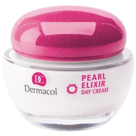 Dermacol Pearl Elixir verfeinernde Crem mit dem Coenzym Q10  50 ml