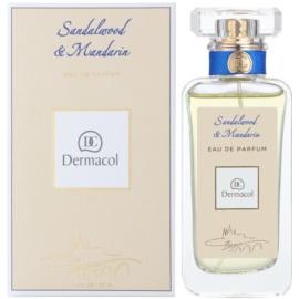 Dermacol Sandalwood & Mandarin parfumska voda za moške 50 ml